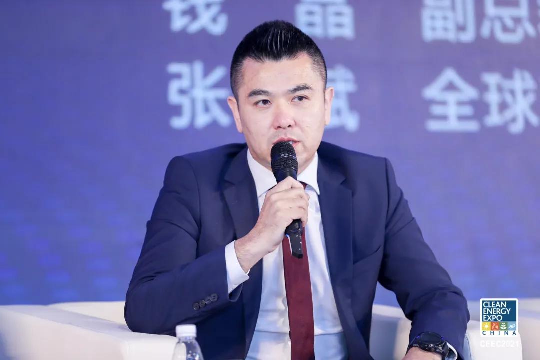 大放异彩 | 正泰新能源亮相2021中国国际清洁能源博览会