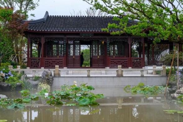 第十屆中國花卉博覽會,江蘇園茉莉花開中國夢