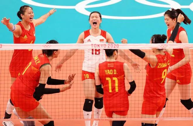 中国女排到底输在了哪里?