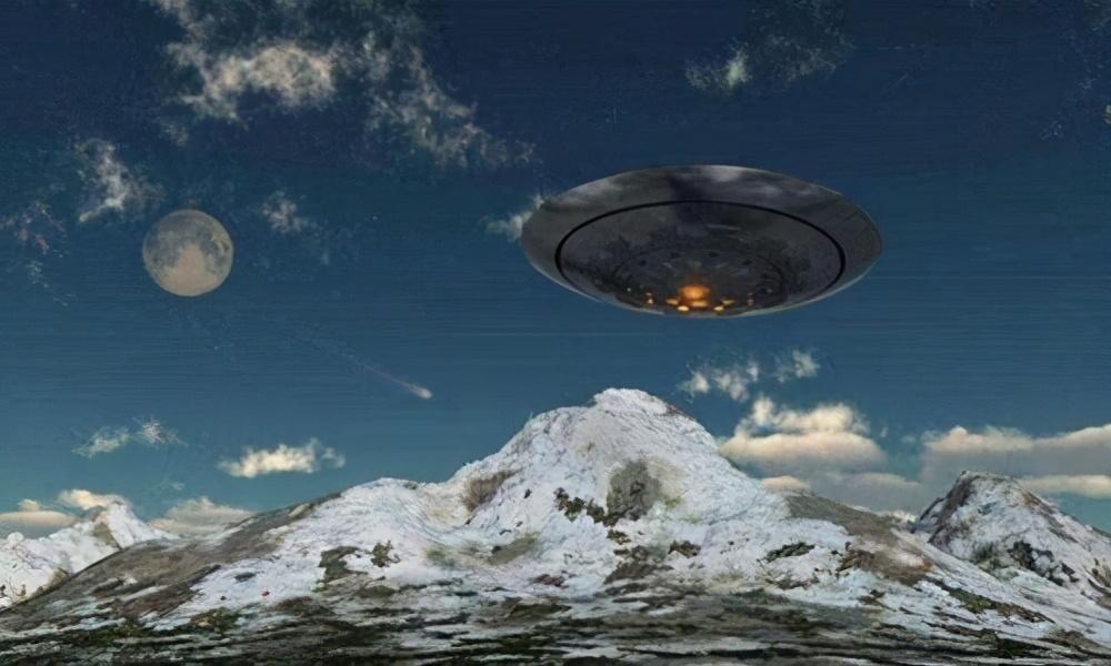 2020年UFO的出现,比去年增加了51%,这意味着什么呢?  UFO 第2张