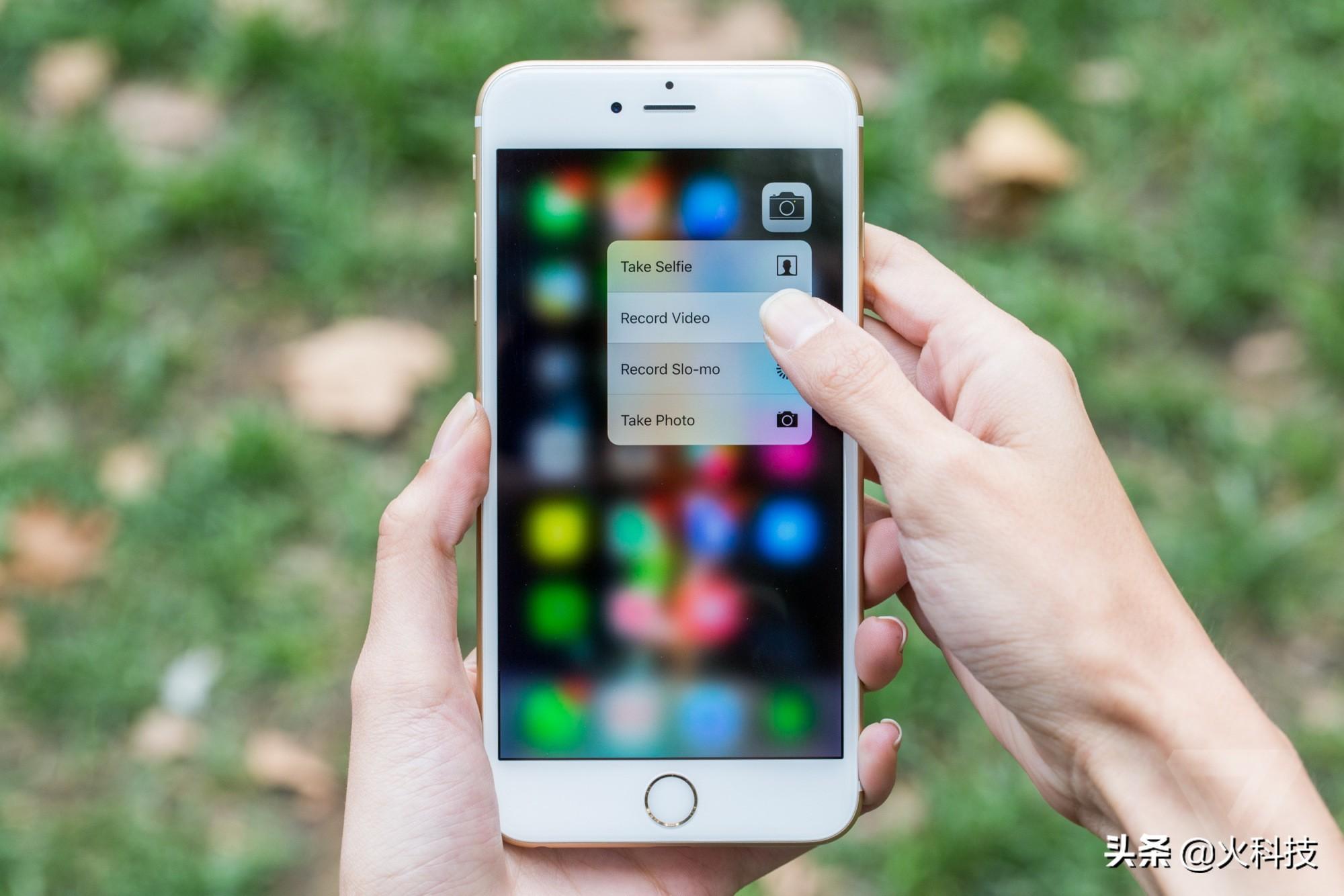 iPhone的旧款特性一样不输新机,这四款iPhone你感受过吗?