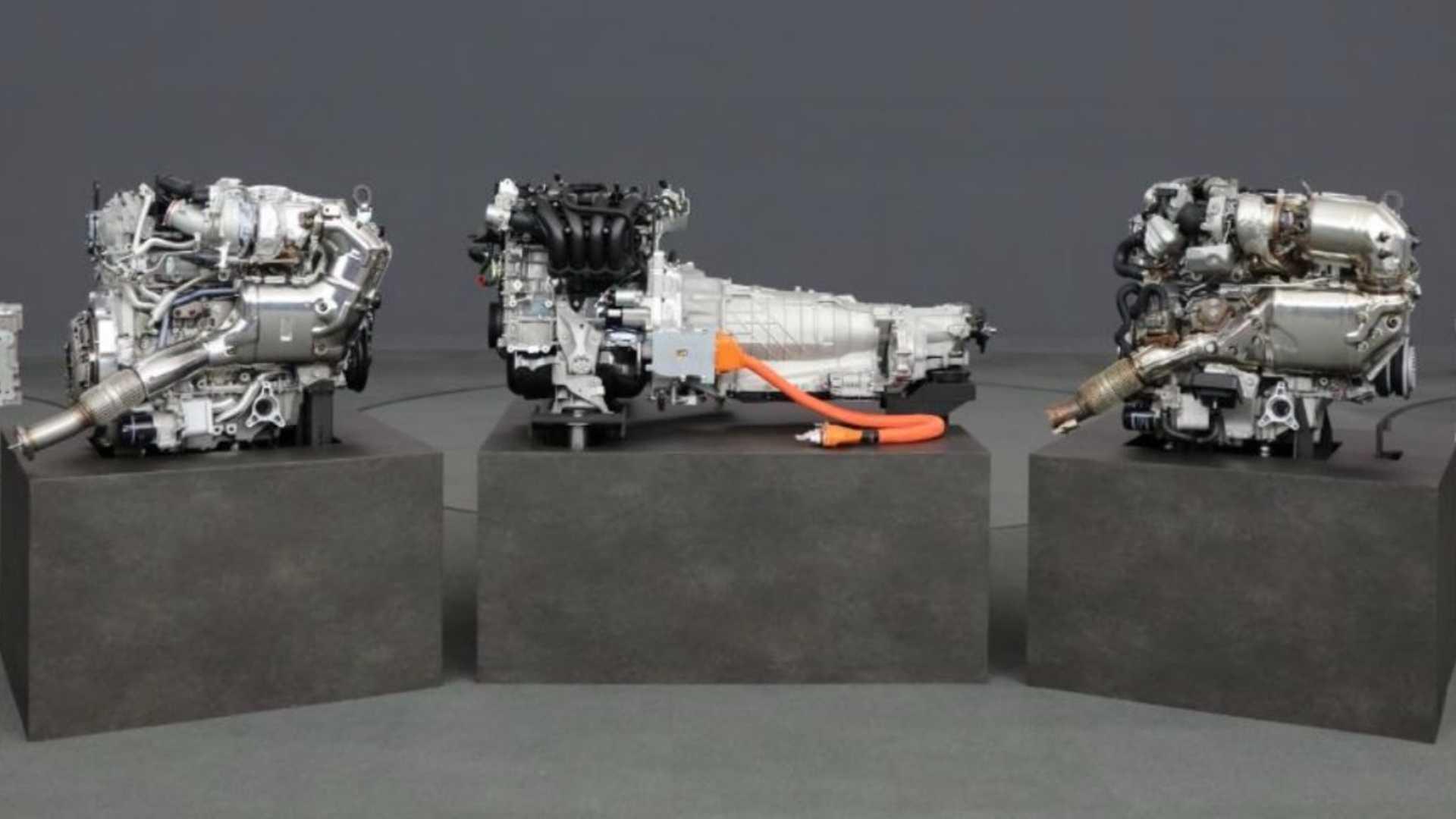 MAZDA特立独行重启六缸引擎