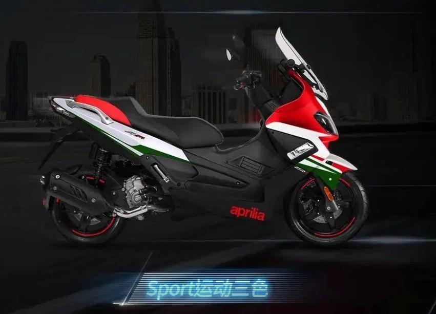 阿普利亞SR MAX250標準版和GT-Sport有何不同?
