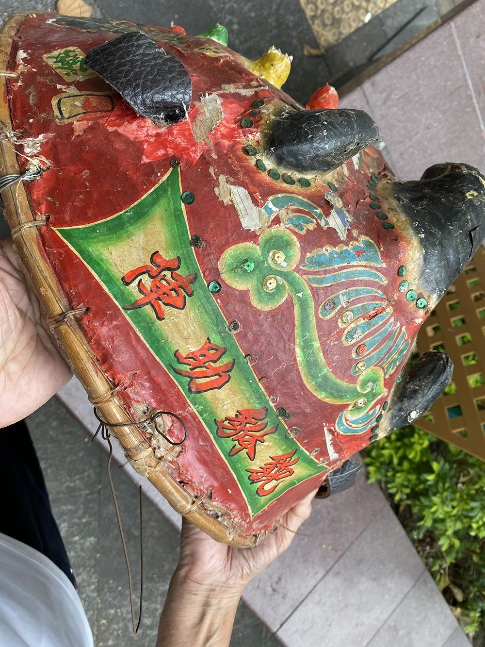 香港古稀老叟狂舞貔貅武痴风范,他自造的貔貅隐藏了什么奥秘?