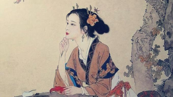 李清照向夫求欢,写下一首云雨词,真情与私欲兼具,使人心思荡漾