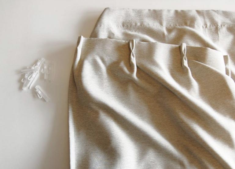年底大扫除,窗帘怎么洗? 家务 卫生 第3张
