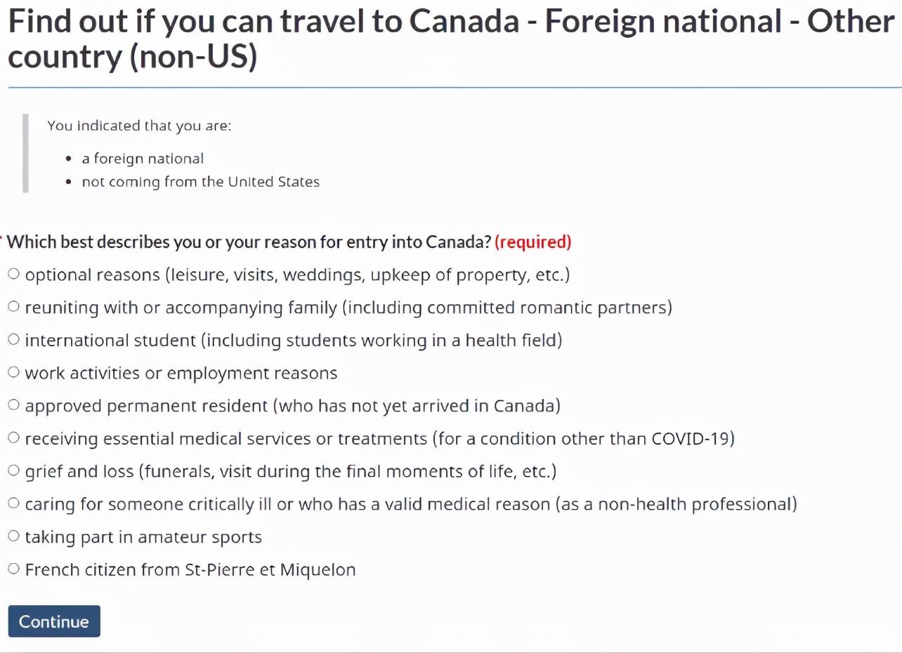 打了中国疫苗也能入境加拿大!这7类人全能豁免
