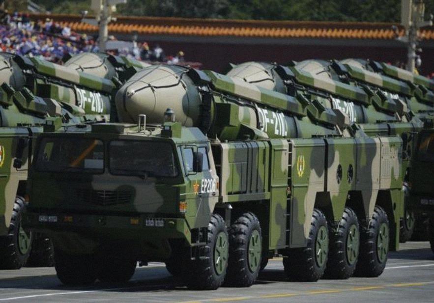美国操的心有点多!美媒:中国火箭军扩充三成,仍组建新的导弹旅