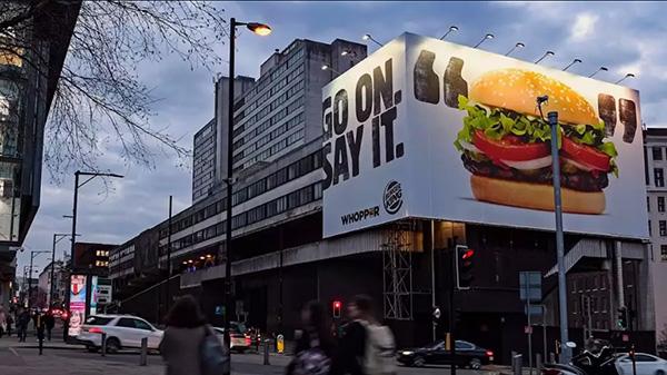 這些戶外廣告的創意你喜歡嗎?
