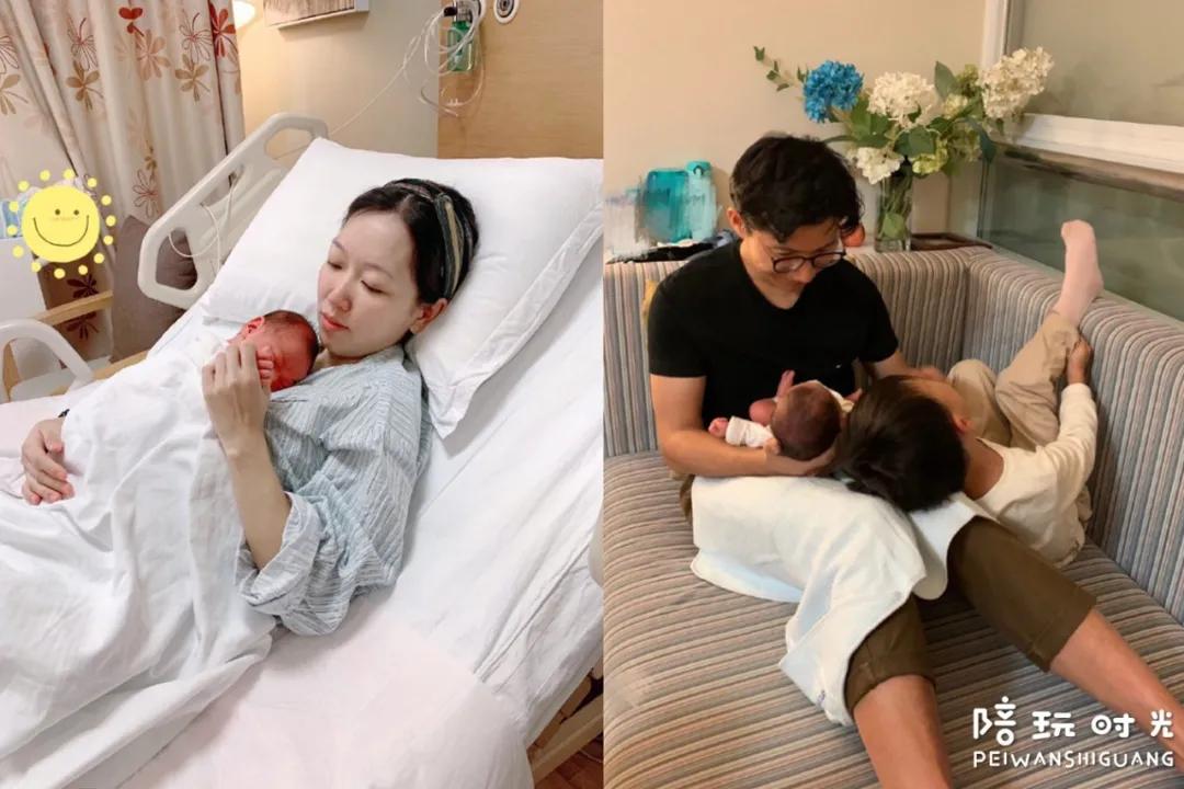 糕妈:二胎一年,我发现自己只能做一个孩子的好妈妈