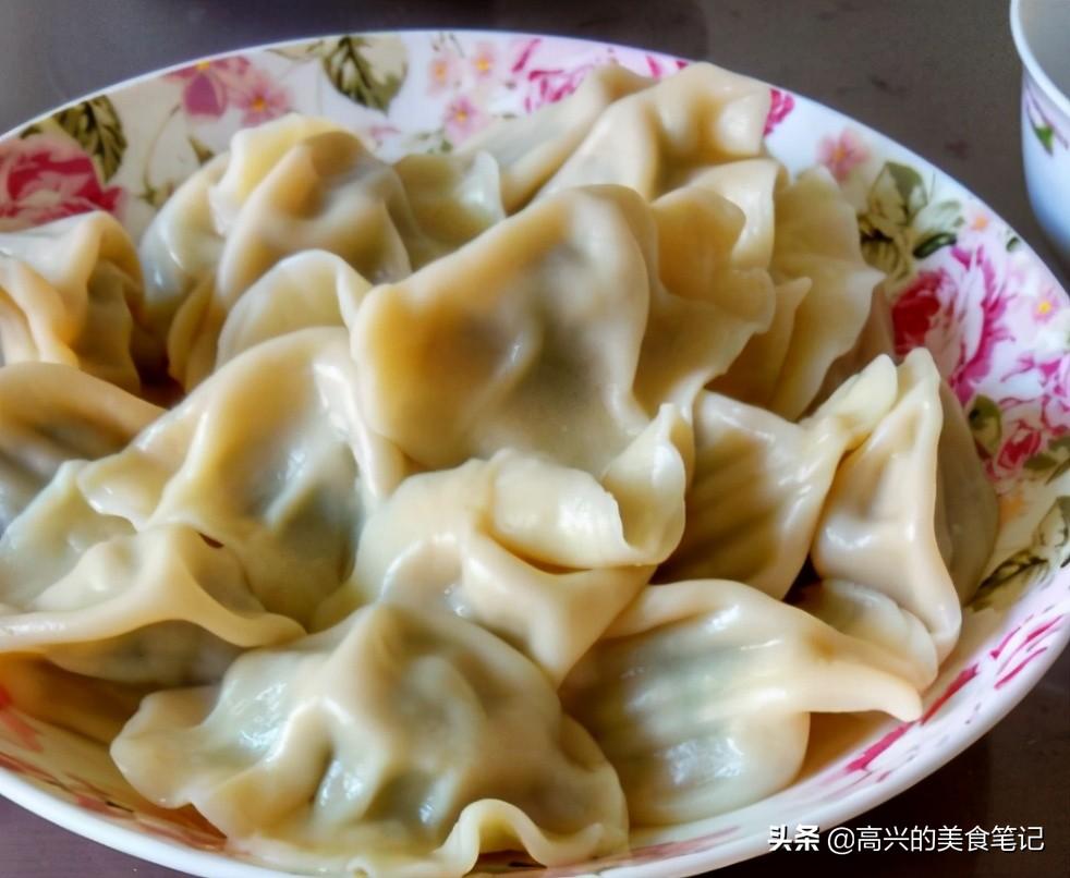 无论调什么饺子馅,切记这3种调料不要少,饺子包好鲜香嫩滑好吃 美食做法 第1张
