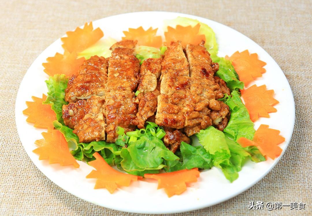【煎焖里脊肉】做法步骤图 肉质鲜嫩多汁 无技巧无难度