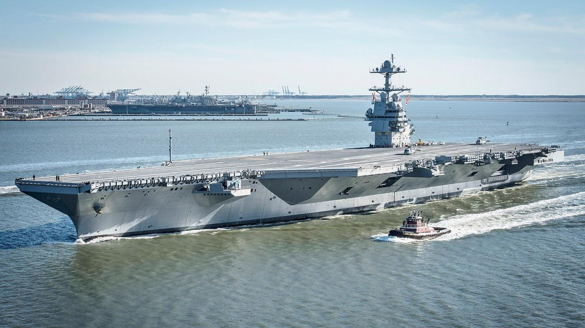 """7400吨!美军新一代护卫舰,怕是要又一次""""跑偏""""了"""