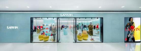 LANVIN杭州大厦精品店盛大开启