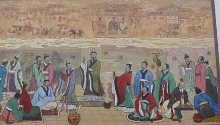 罷黜百家獨尊儒術是誰的建議(焚書坑儒是誰提出來的)