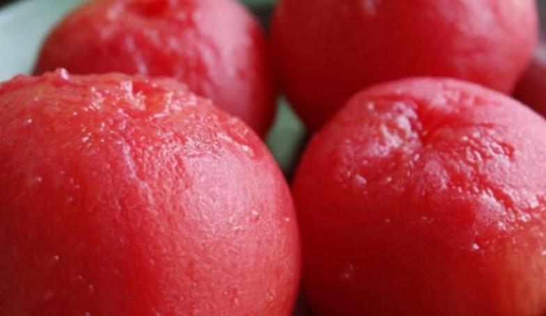 番茄酱自制方法:纯天然,无添加,原汁原味,比买的好吃多了