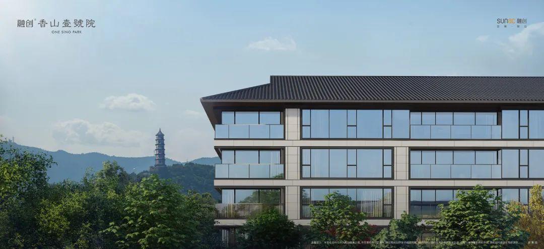 融创壹號院:京西的宜居顶豪终于有了颜值担当|楼市资本论