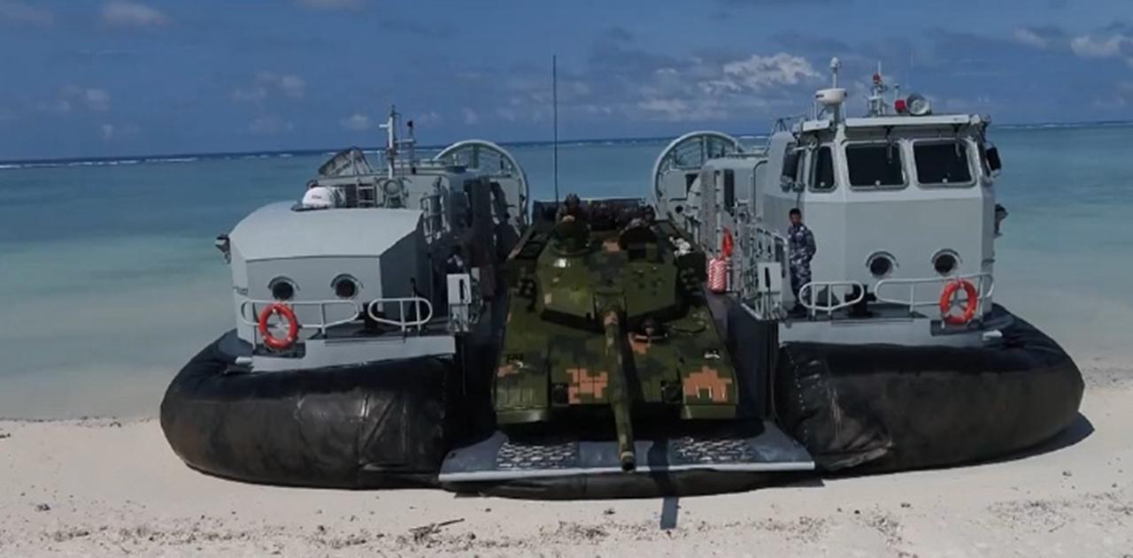 害怕解放軍奪島,台當局要動真格了?台媒:400米射程的紅隼已配備