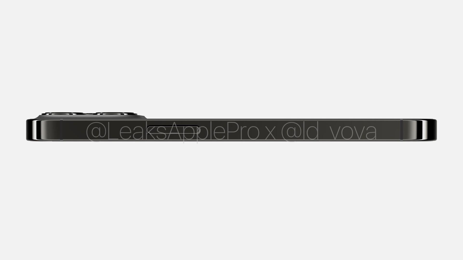 真十三香!iPhone 13最新渲染图曝光:这一点终于改进了