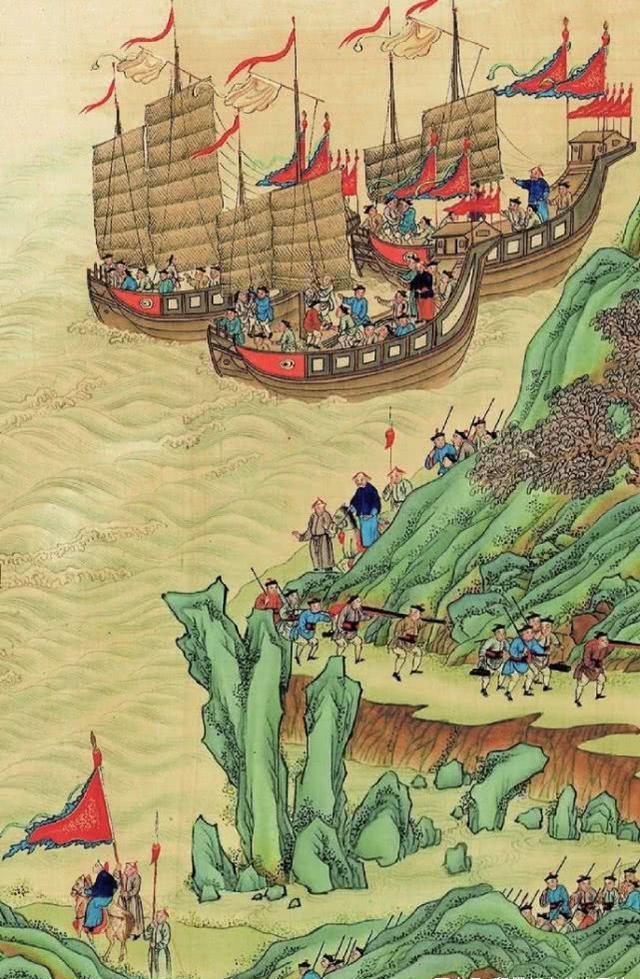 葉德平:從?《靖海全圖》窺港史,清代傳奇大海盜張保仔的故事