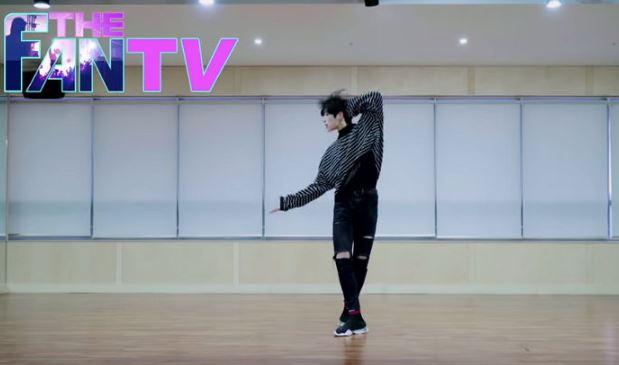 他因为模仿BTS而非常出名,朴智旻看完也说了一句:他比我厉害!