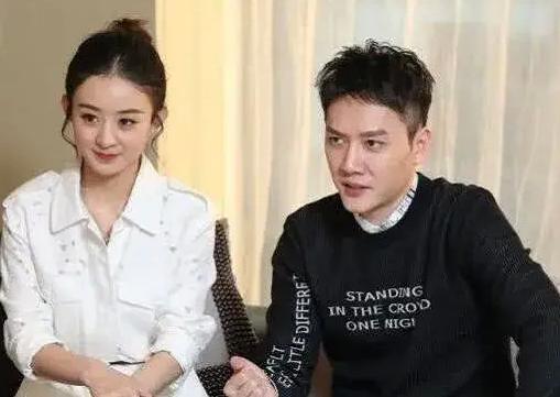 """女明星挑起""""养家大梁""""?夫妻只能机场见面,冯绍峰是得多疼她?"""