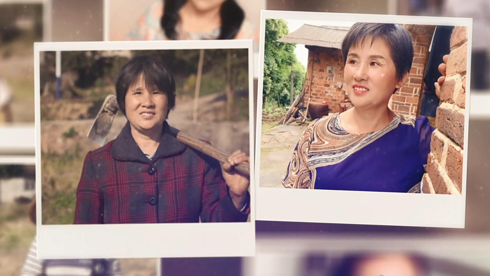 惊艳!玉人化装师收费为20位村落子主妇化装,变妆先后让人泪目:美女视频服务