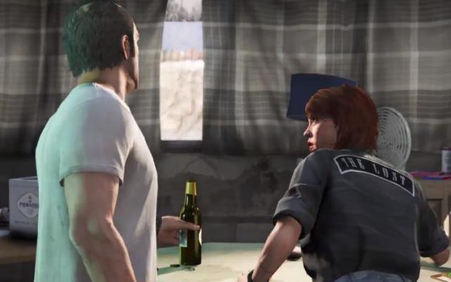 回忆《GTA5》那些令人难忘的镜头,无法被超越的3A大作