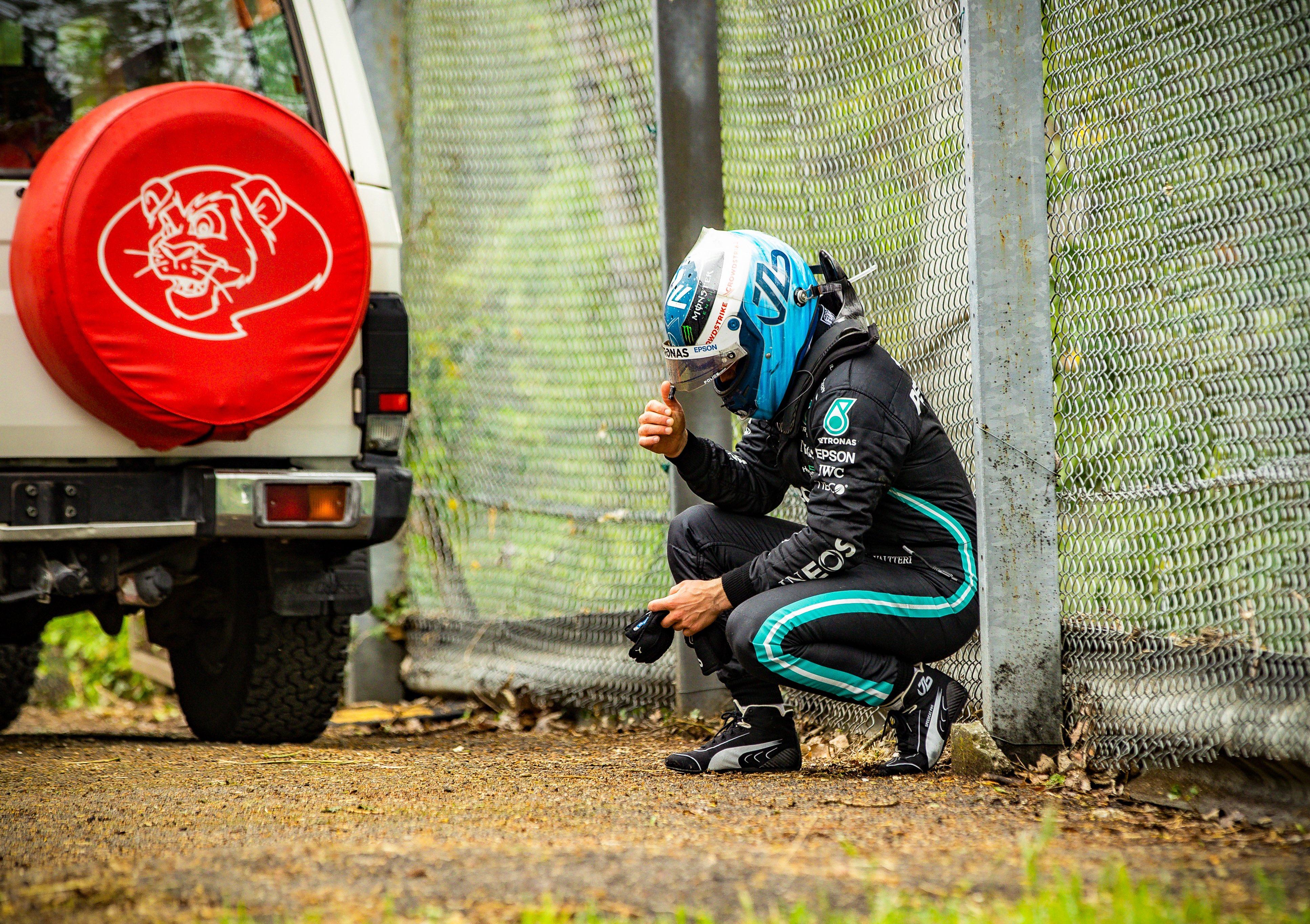 梅賽德斯F1成功盤活受傷引擎