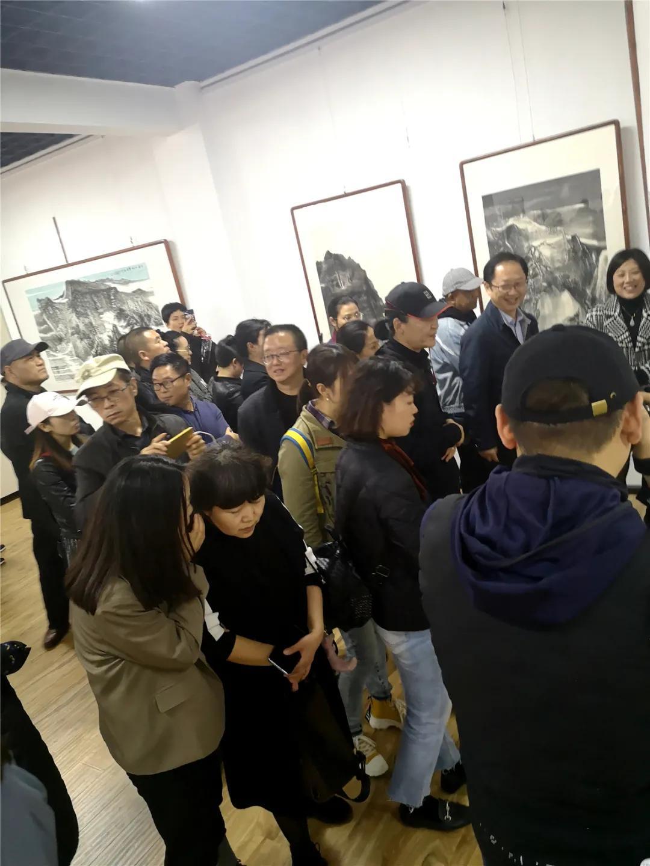 李晓松山水画教学公益讲座 ・ 贵阳花溪站