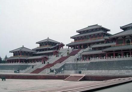 西汉三座皇宫之一——建章宫西汉最大的宫城