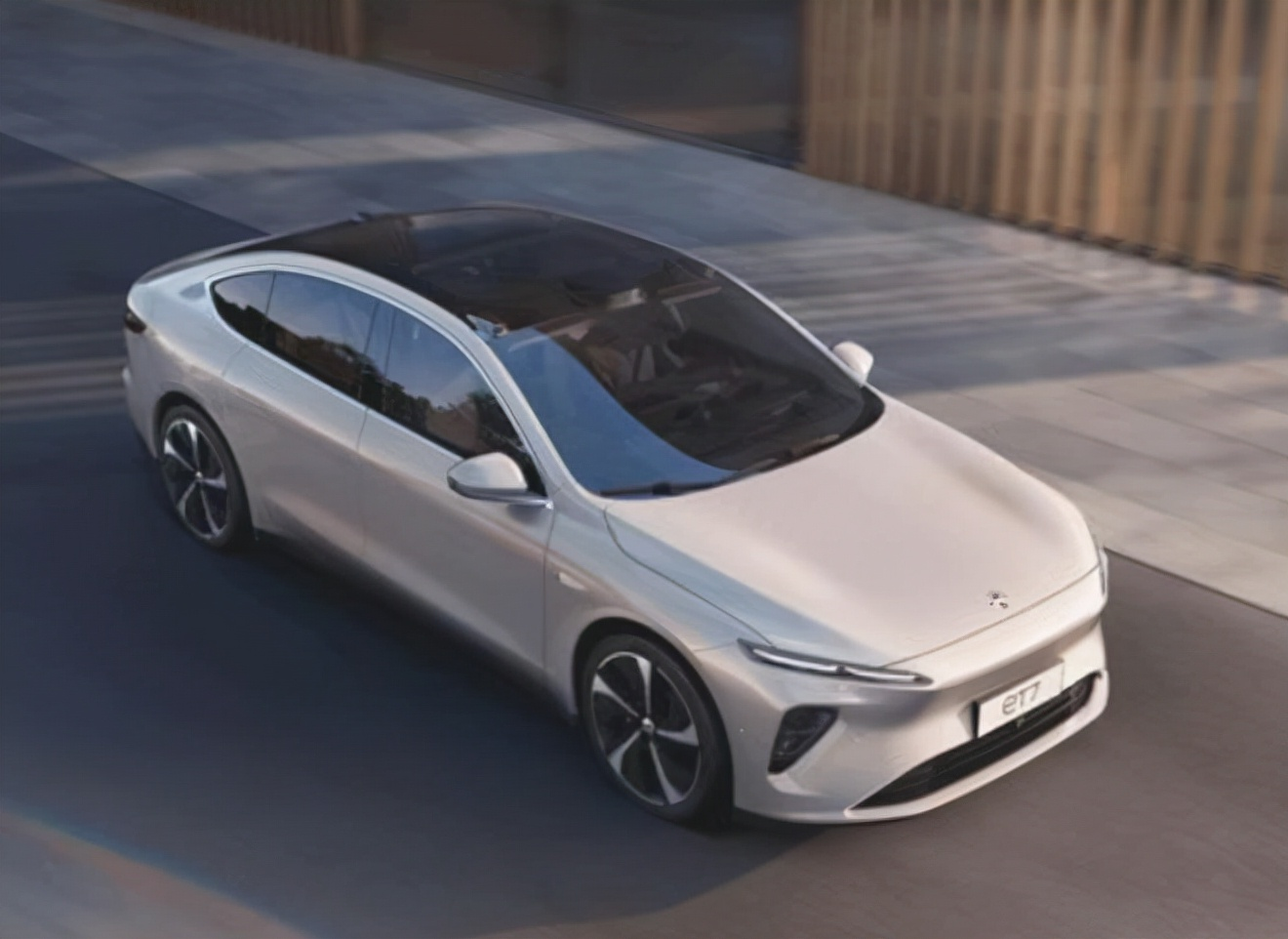 对标宝马7系,蔚来ET7试制车下线,还将销往欧洲市场