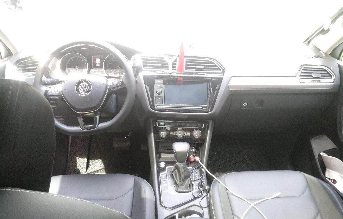 2019款途观L330T试架安全驾驶感受,25万之内中小型SUV性价比高之首