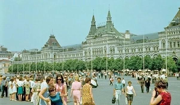 苏联最强的时候强大到什么程度?