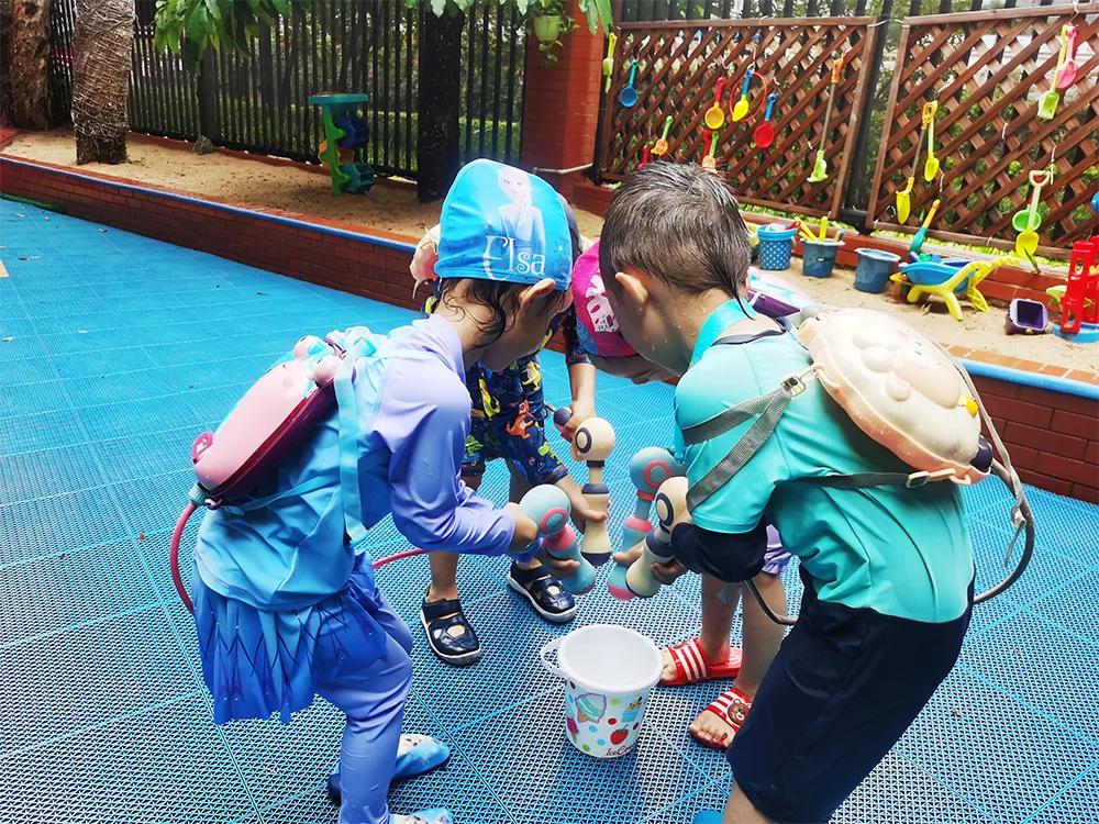 "六月盛夏,""乘风破浪""| Happy Children's Day"
