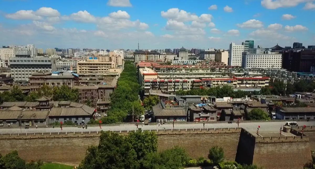 跟着《装台》说西安—城中村的由来和发展