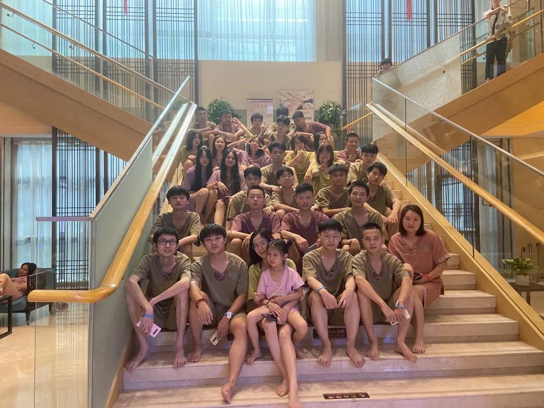 班级团建丨学生会&TR02807班,快乐一夏,一夏又一夏!