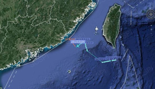 U2闯我禁飞区后,美军又派出南海撞机主角,刷新抵近侦察最近记录
