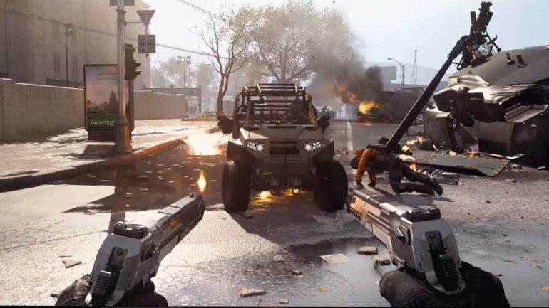 开车导致游戏崩溃?因漏洞《使命召唤:战区》移除全部载具