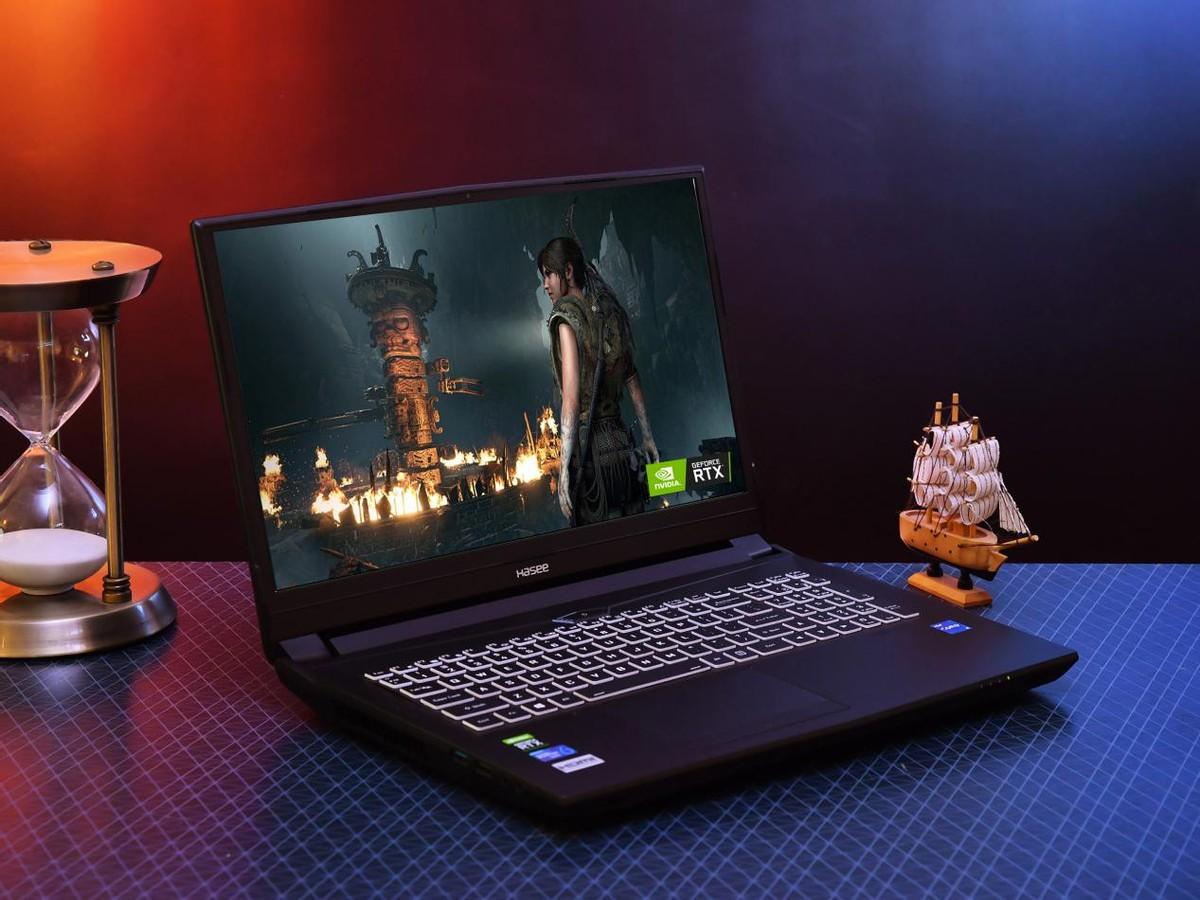 神舟战神TX8压榨游戏本性价,GeForce RTX 3060全面狂飙性能