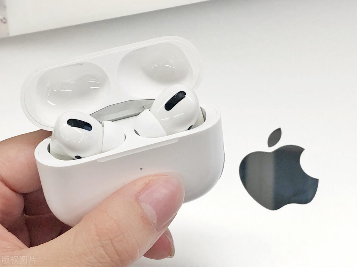 苹果AirPodsPro耳机的使用方法