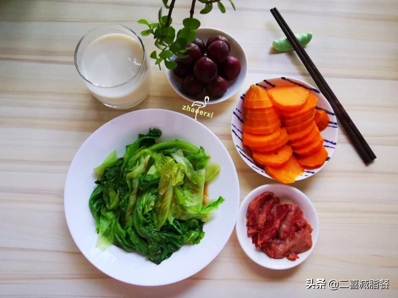 营养师7天的减脂早餐 减肥菜谱 第1张