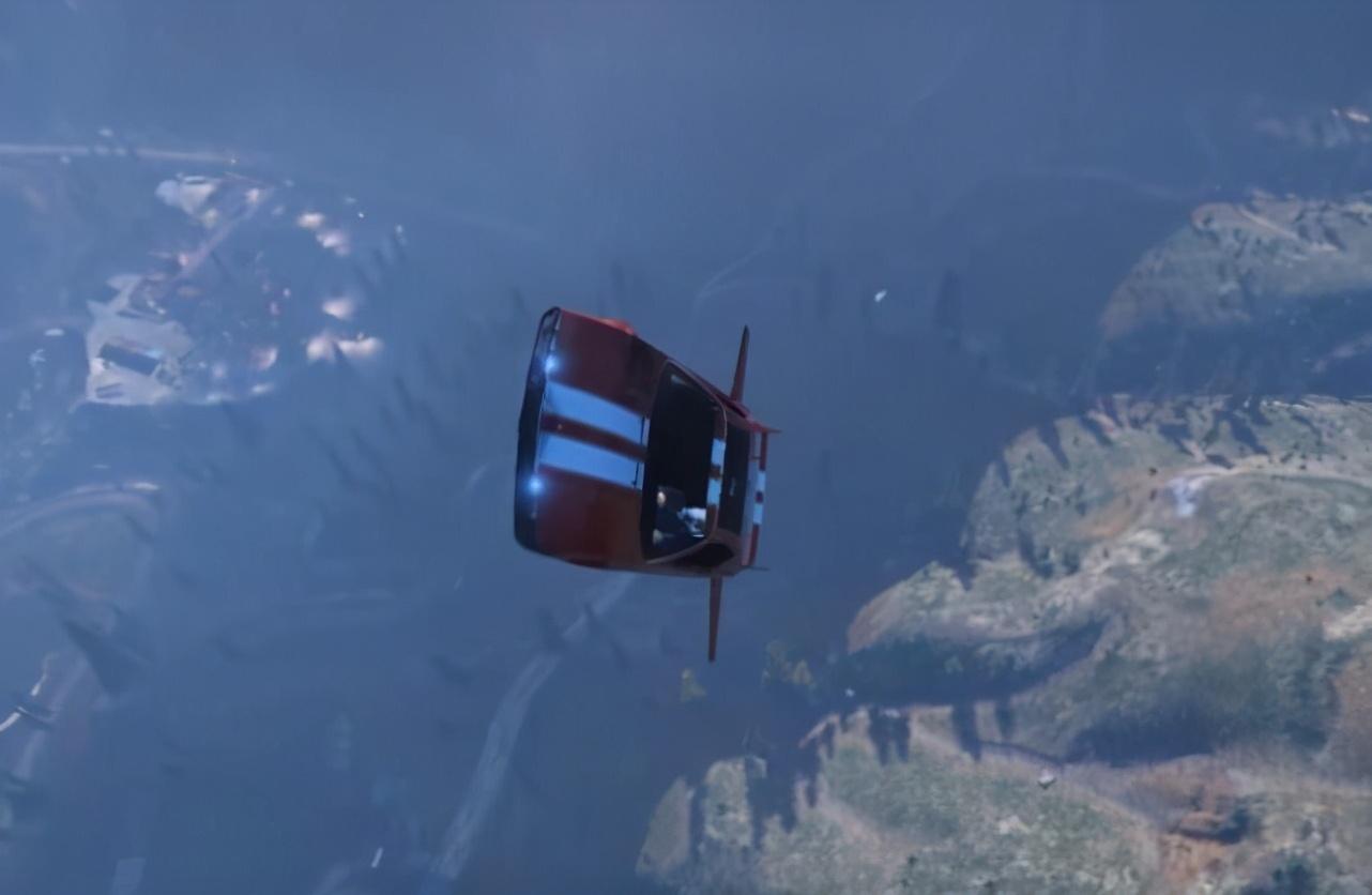 """《GTA5》可持续飞行的跑车有哪些?洛圣都""""黑科技""""必备载具"""
