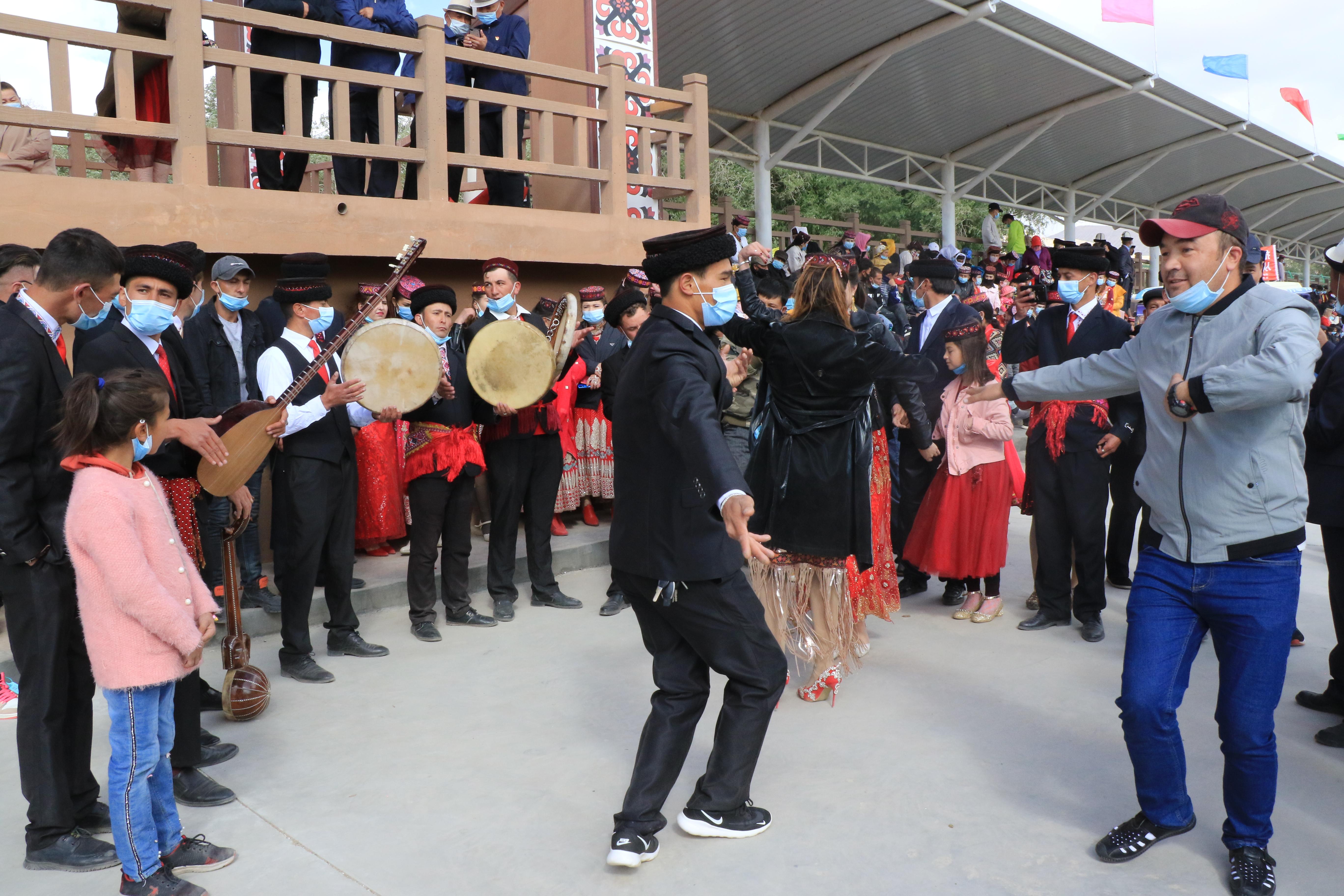 塔什库尔干塔吉克自治县群众性文化体育活动公告