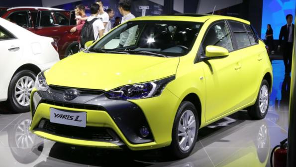 百公里5L油耗,丰田家的代步车YARiS L 致炫值不值得买?