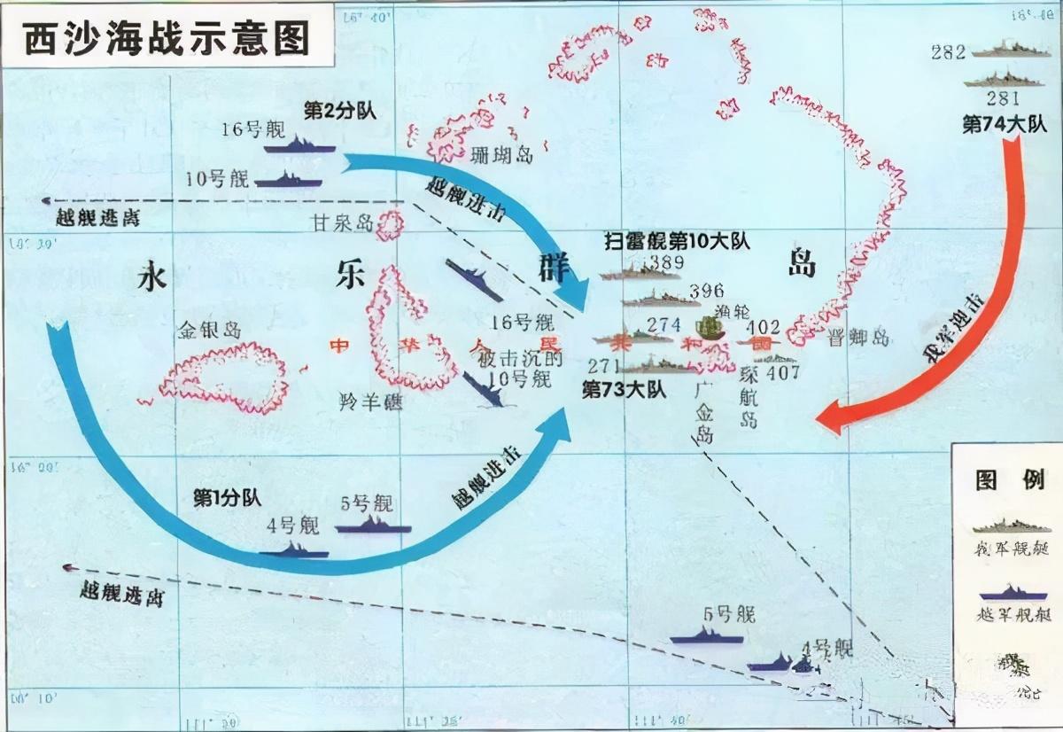 中国海军是如何一步步收复南海领土的?