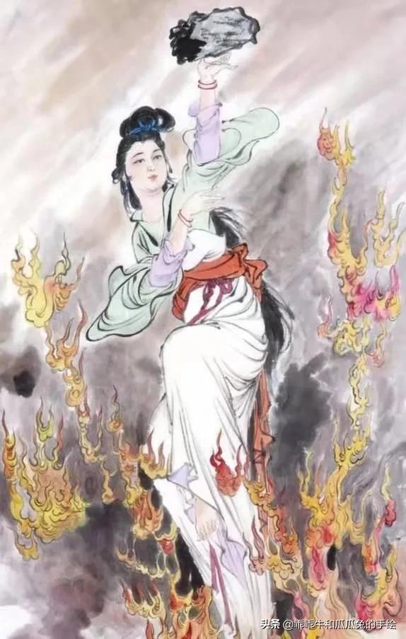 正月二十祭拜华夏第一女神女娲娘娘,保佑富裕美满、全家平安!