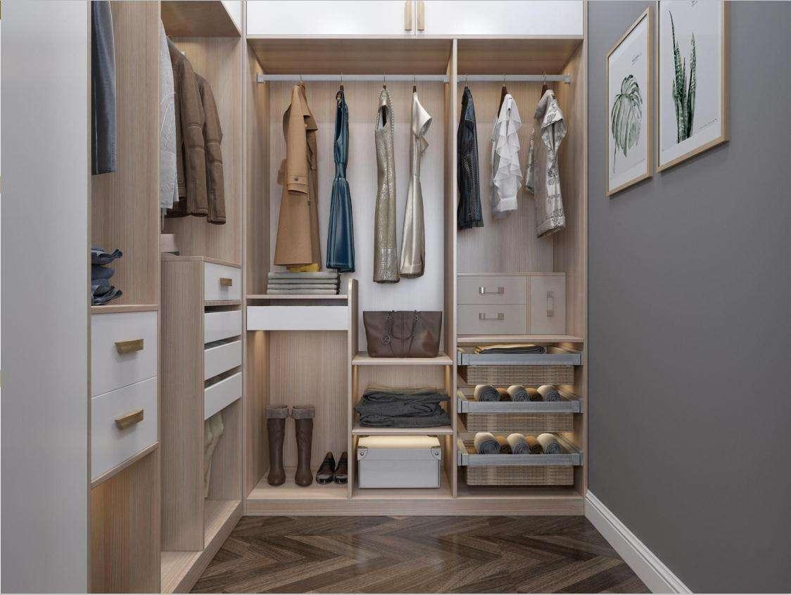 定制衣柜为啥都选颗粒板?还好装修前知道了