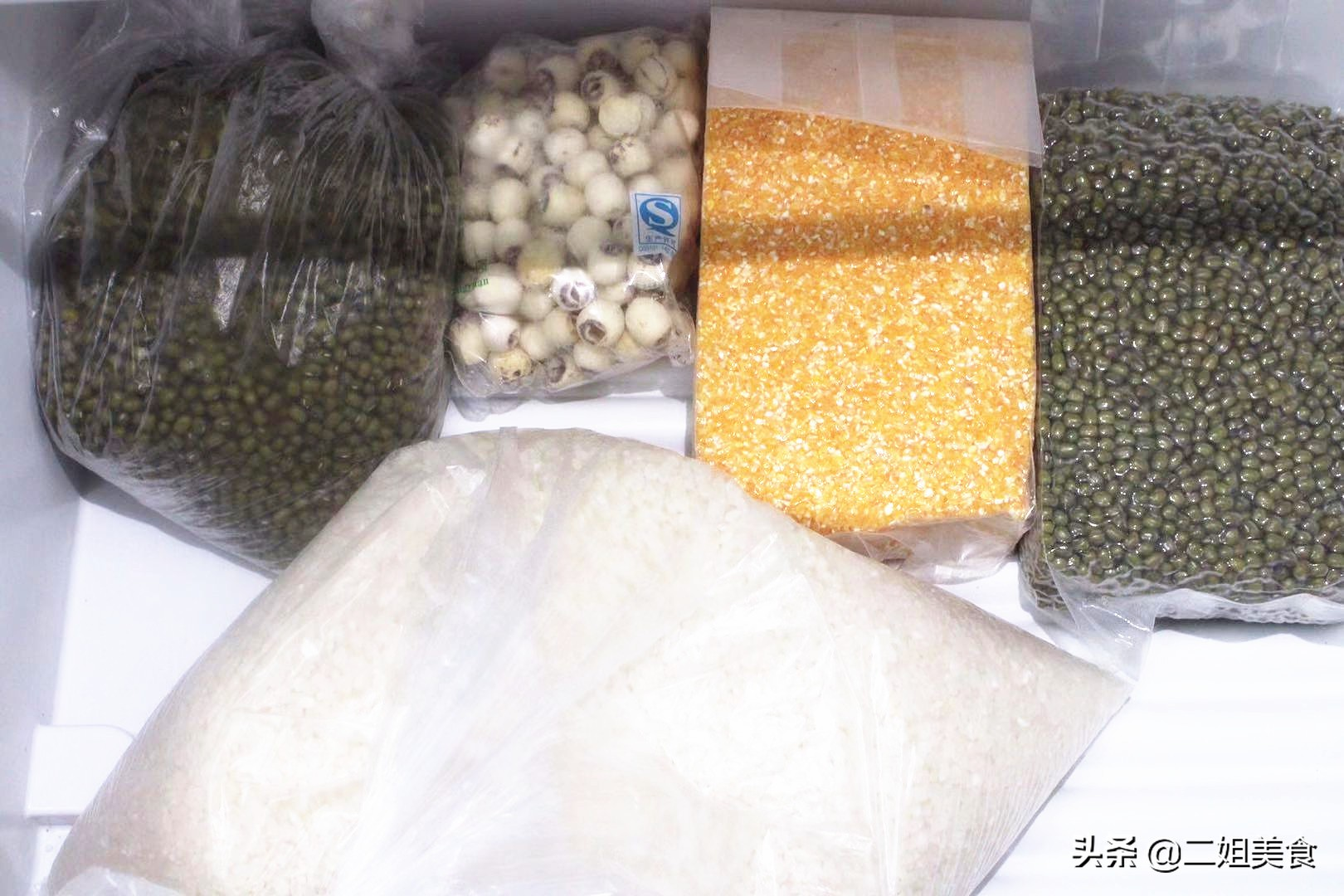保存五穀雜糧很簡單,教您2個土方法,放久不生蟲,不怕浪費了