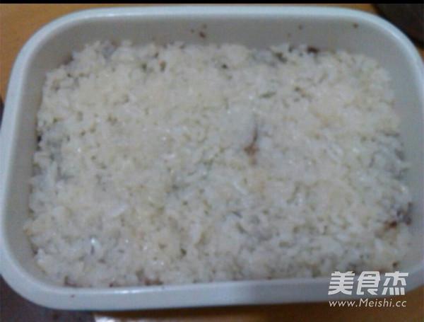 @淮北人 豆沙蜂蜜凉糕的做法 美食做法 第9张